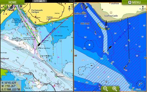 B&G Zeus³ 9 chartplotter with world basemap | B&G Sailing