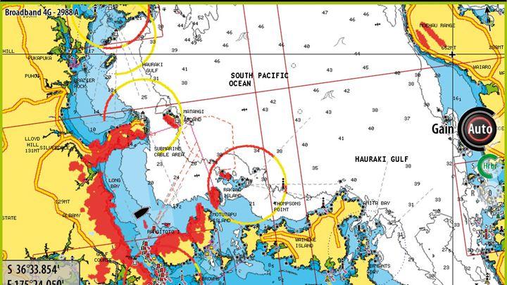 B&G Broadband Radar | B&G Sailing Electronics