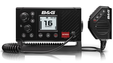 Or A Flexible Handheld Offering Whilst On The Rail BG Offer Choice Of Sailing VHF Radios For Fully Integrated Navigation And Safety System