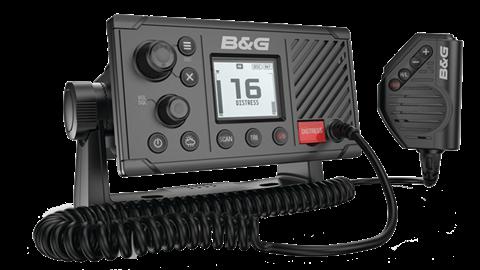BG VHF Radios