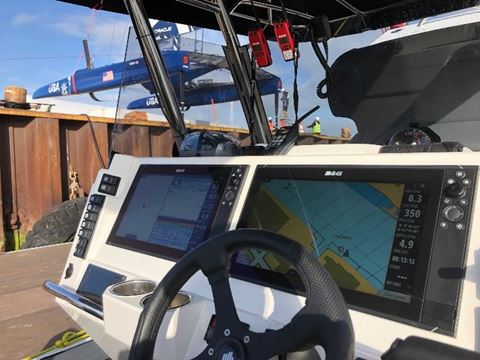 Technology   B&G Sailing Electronics