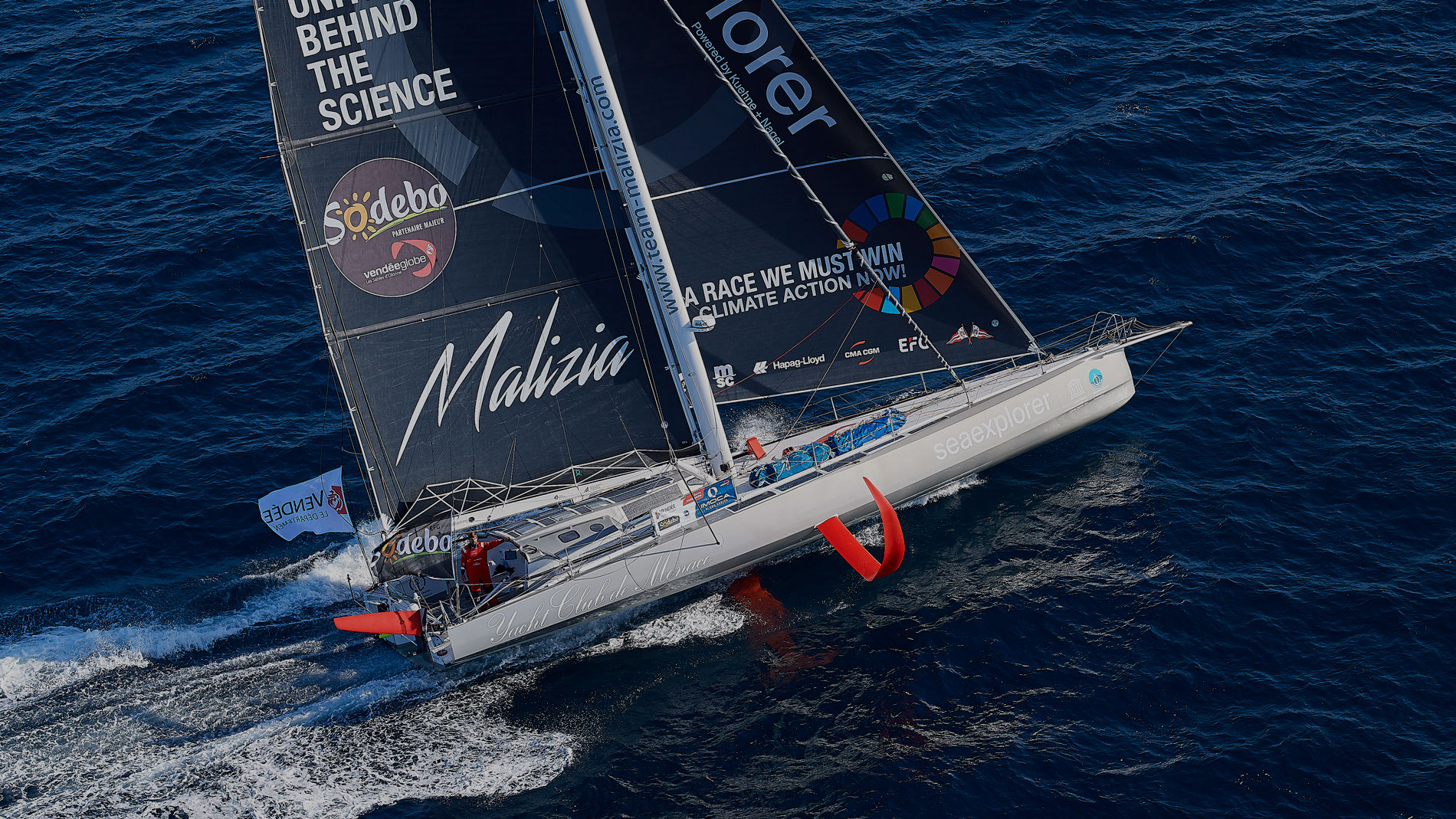 Vendee Globe B G Sailing Usa