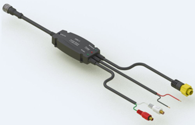 WM-3 Tri-Cable Splitter