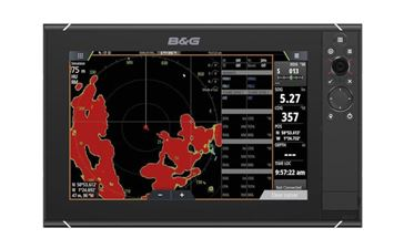 B&G Zeus³ 12 chartplotter with world basemap
