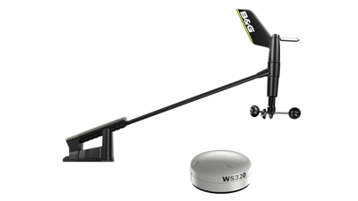 WS320 Wireless Wind Pack with Interface
