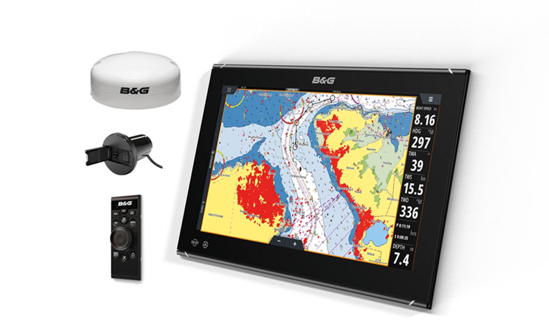 Zeus³ Glass Helm 16 System Pack   B&G Sailing NZ